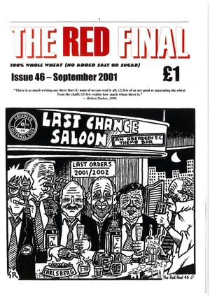 The Red Final, Issue 46