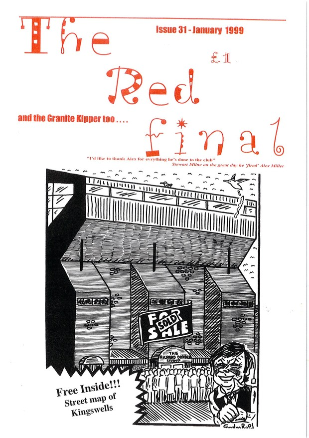 The Red Final, Issue 31