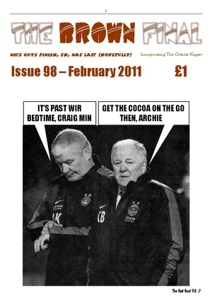 The Red Final, Issue 98