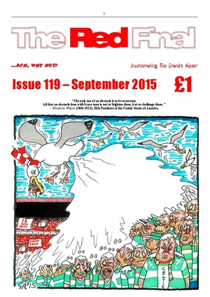 The Red Final, Issue 119