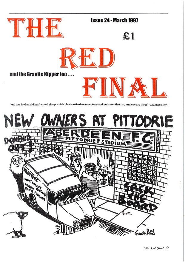 The Red Final, Issue 24