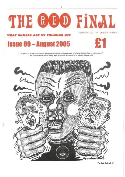 The Red Final, Issue 69