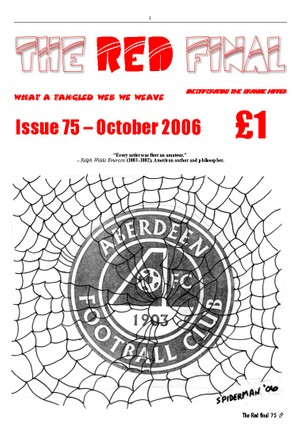 The Red Final, Issue 75