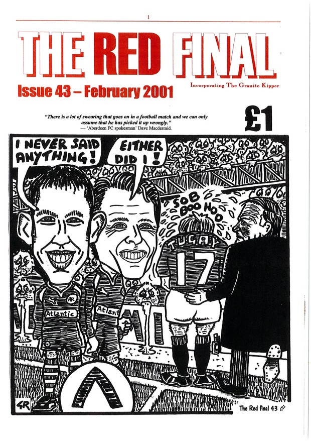 The Red Final, Issue 43