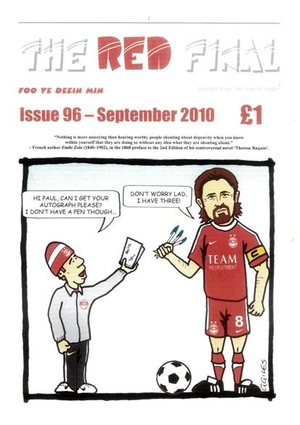 The Red Final, Issue 96
