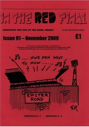 The Red Final, Issue 91
