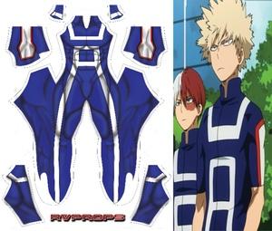 My Hero Academia Gym suit