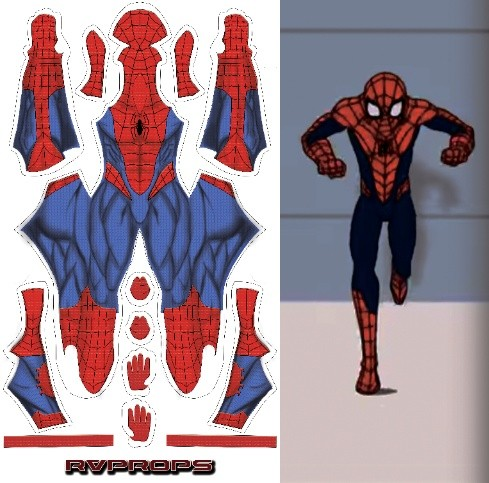 SpiderMan Disney XD