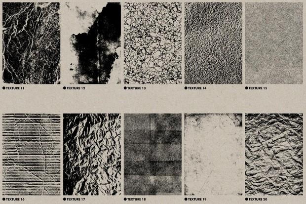 50 Super Hi Res Textures - A0