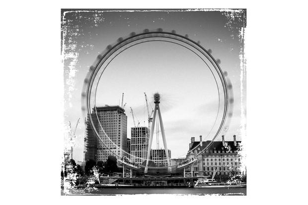Instagram Vintage Film effects