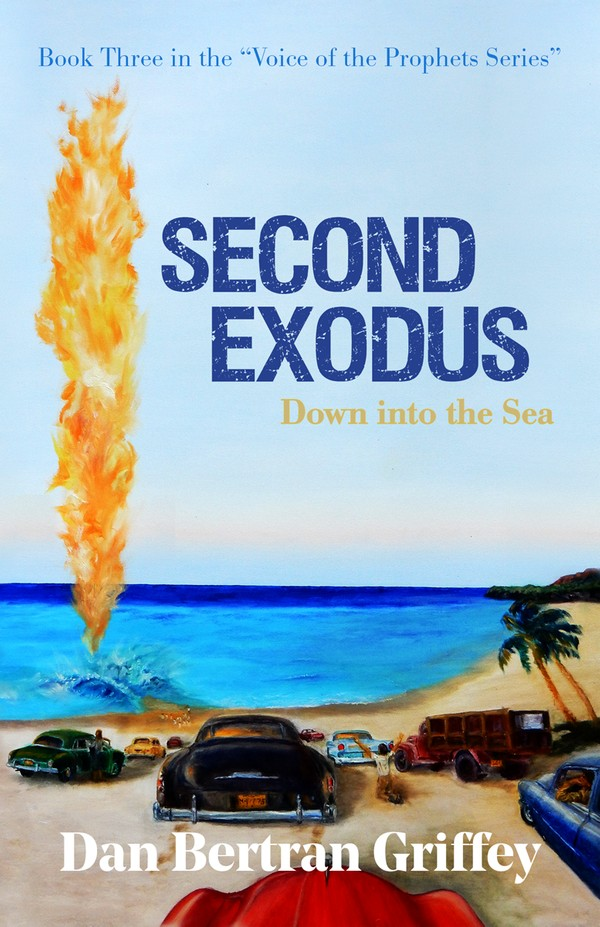 Second Exodus: Down Into the Sea [ Book 3 ]