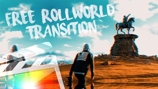 Free Rollworld Transition