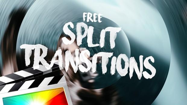 Free Split Transition Pack - Final Cut Pro X - Ryan Nangle