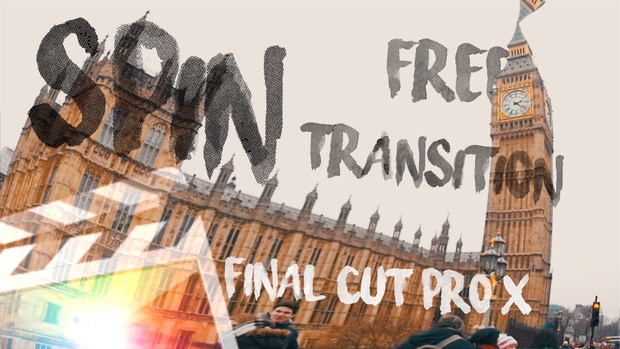 Spin transition for Final Cut Pro X - Ryan Nangle