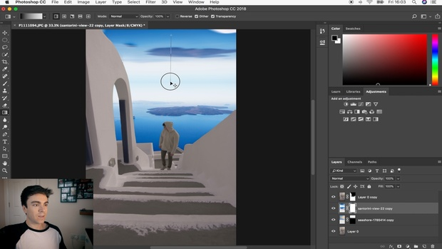 Create Instagram Bangers - Photoshop and Lightroom Online Course