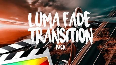 Luma Fade Transition Pack - Final Cut Pro X