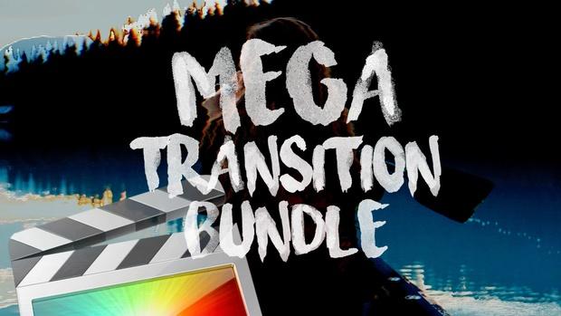 MEGA Transition/Plugin Bundle - Final Cut Pro X