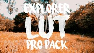 Explorer LUT Pack Pro