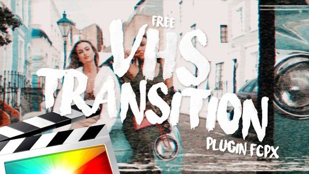 Free VHS Transition - Final Cut Pro X - Ryan Nangle
