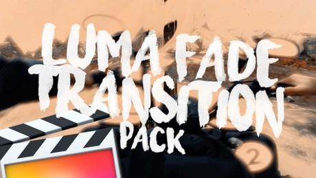 Luma Fade Transition Pack - Final Cut Pro