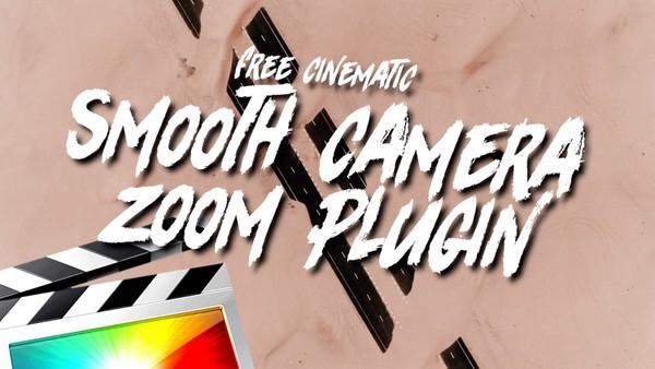 Free Smooth Camera Zoom - Final Cut Pro X