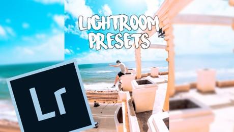 Lightroom Presets - Adobe Lightroom