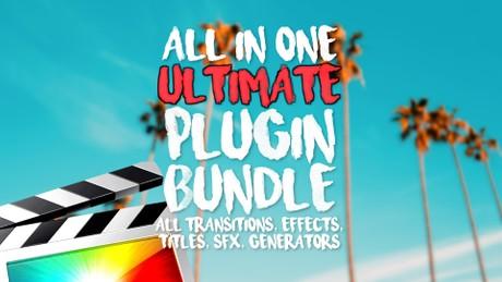All In One Ultimate Plugin Bundle - Final Cut Pro X