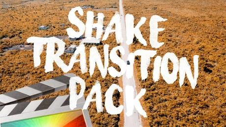 Shake Transitions - Final Cut Pro X