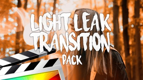 Light Leak Transitions - Final Cut Pro X
