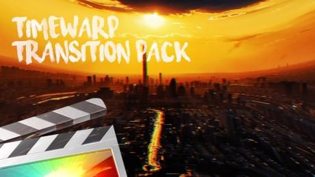 Timewarp Transition Pack - Final Cut Pro X