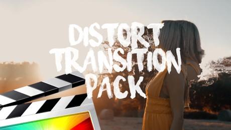 Distort Transitions - Final Cut Pro X