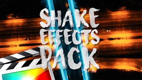 Shake Effects Pack - Final Cut Pro X