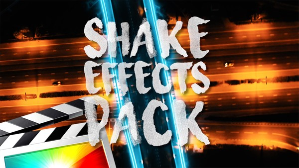 Shake Effects Pack - Final Cut Pro X