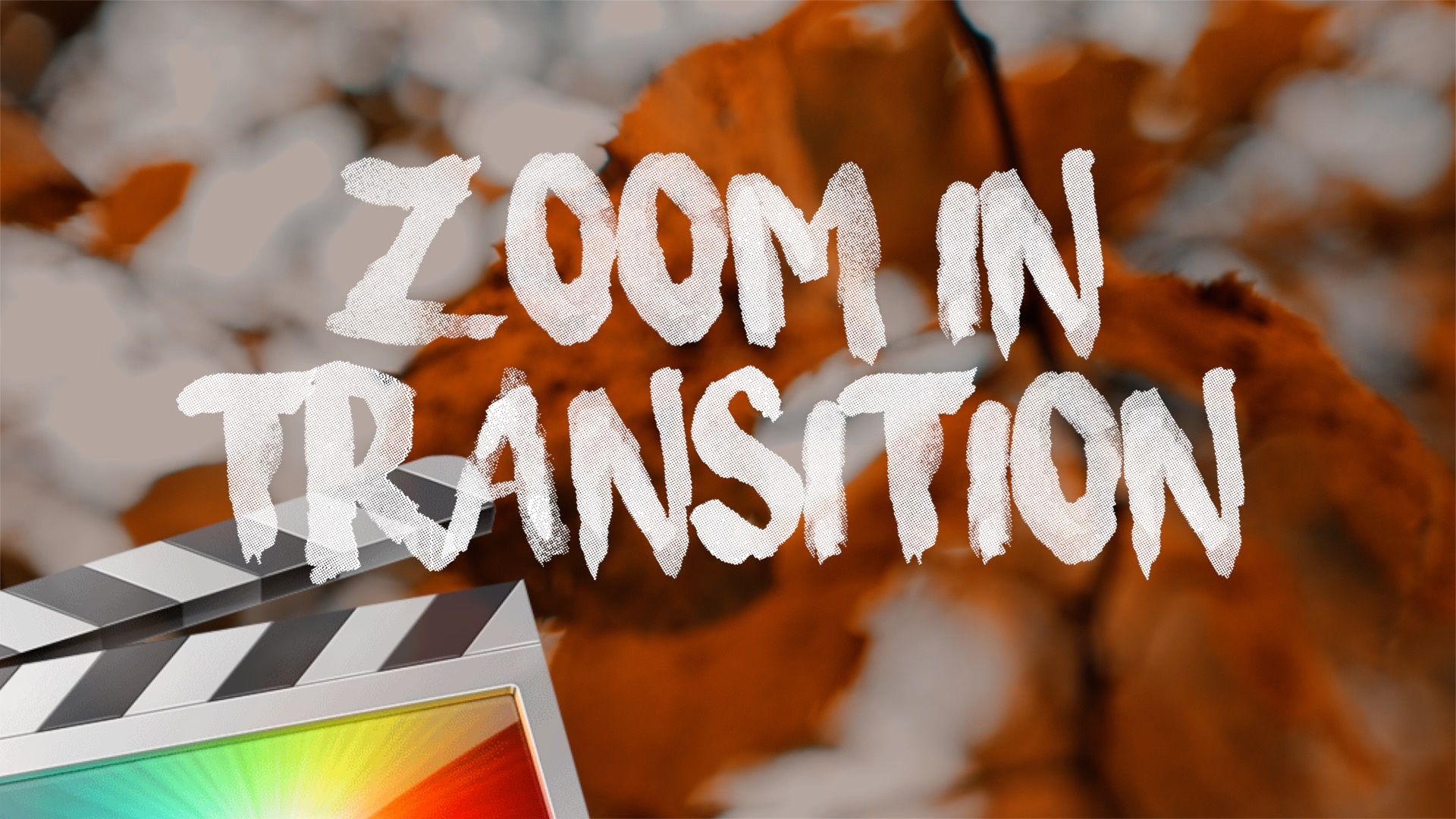 Zoom In Transition Final Cut Pro X Ryan Nangle