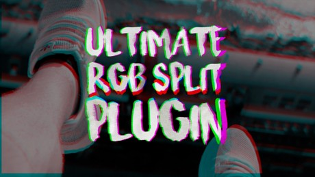 Ultimate RGB Split Plugin - Final Cut Pro X