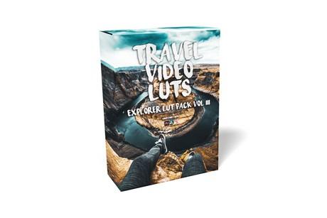 Travel Video LUTs - Explorer LUT Pack Vol 3