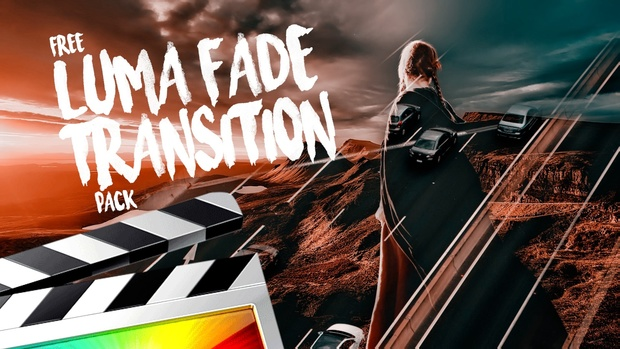 Free Luma Fade Transitions