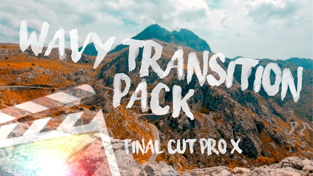 Wavy Transition Pack