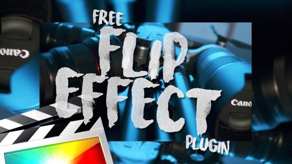 Free Flip Effects Pack - Final Cut Pro X