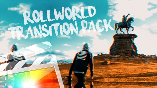 Rollworld Transition Pack