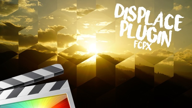 Free Displace Title Plugin - Final Cut Pro X - Ryan Nangle