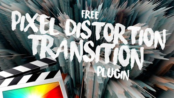 Free Pixel Sorting Transition - Final Cut Pro X