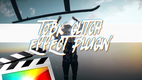 That One Blond Kid Glitch Effect - Final Cut Pro X