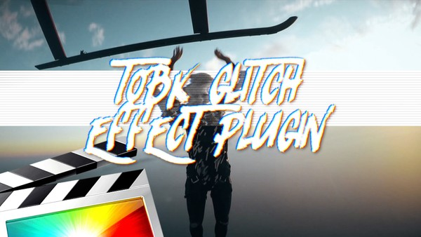 That One Blond Kid Glitch Effect - Final Cut Pro X