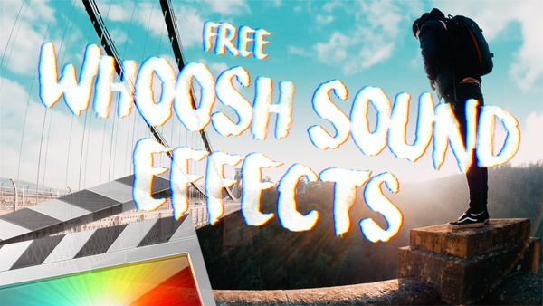 Free Whoosh Sound Effects