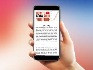 How To Grow Your Youtube Ebook
