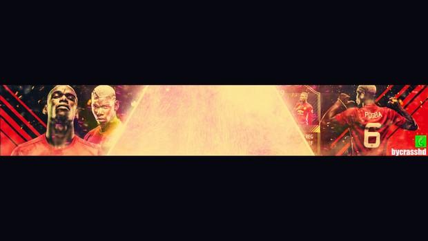Youtube Banner Fifa 17 Paul Pogba Bycrasshd