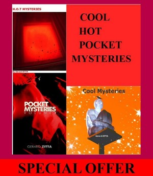 COOL HOT POCKET MYSTERIES - SPECIAL OFFER