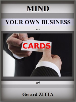 MIND YOUR OWN BUSINESS (CARDS)
