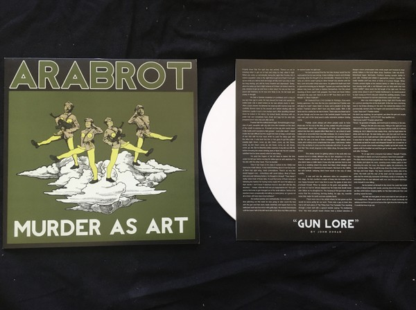 Årabrot - Murder As Art EP bundle